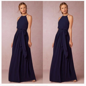 Anthropologie x BHLDN Donna Morgan Alana Dress